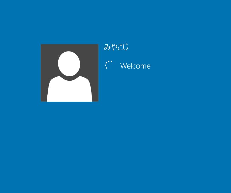 【Windows Technical Preview】ローカルアカウントでインストール 5