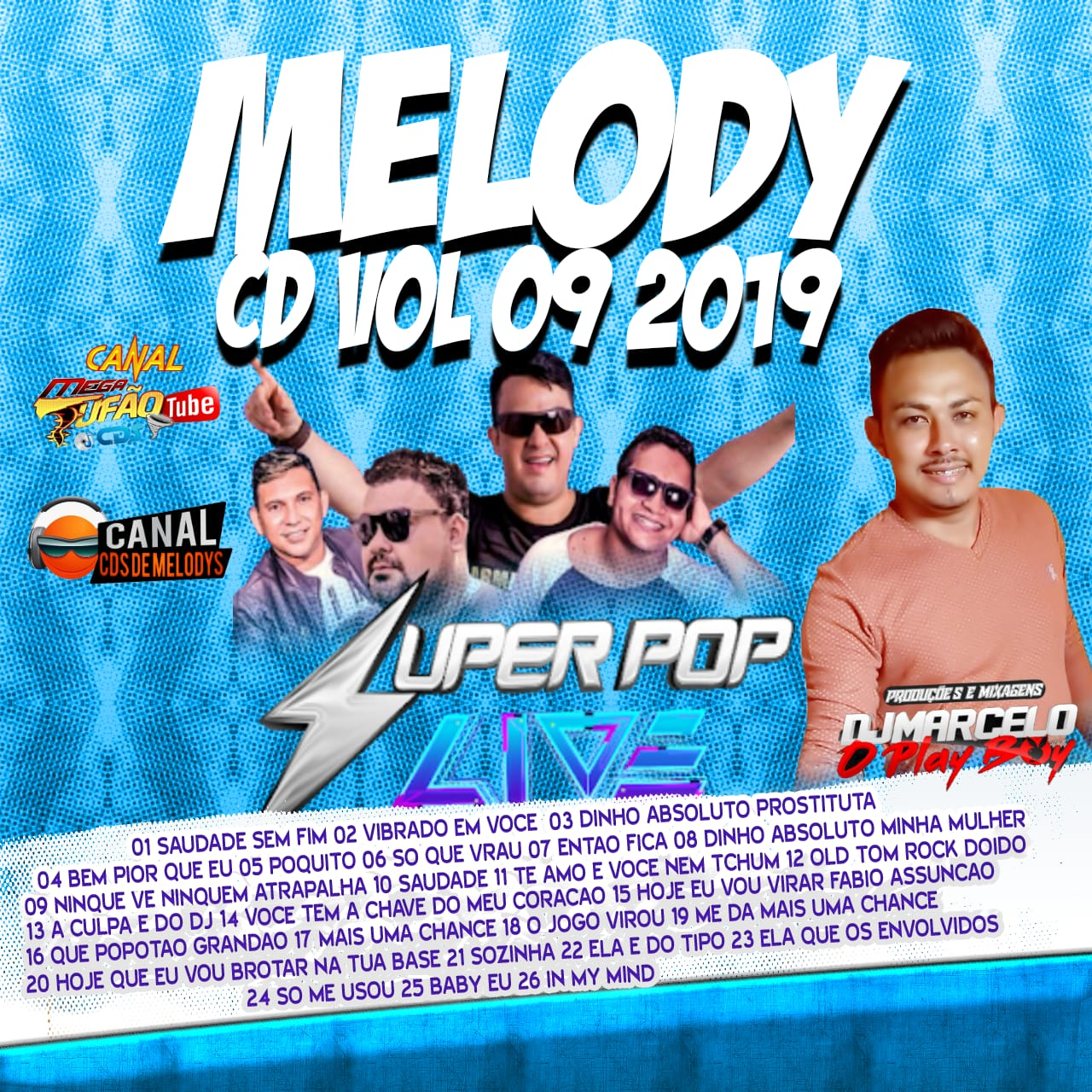 MUSICAS VOL.3 CD SUPERPOP BAIXAR DO