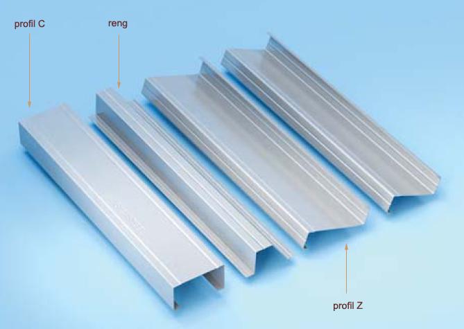 jenis atap rumah baja ringan menentukan bahan rangka