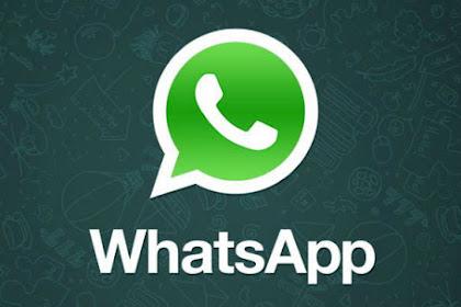 Apa Itu WhatsApp dan Kelebihanya