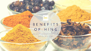 Benefits of hing