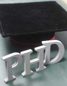 Ph.d education online