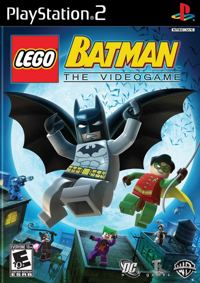 Juegos Para Playstation 2 Lego Batman The Video Game