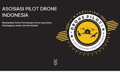 apdi asosiasi pilot drone indonesia