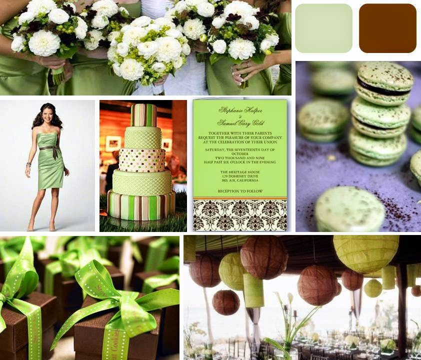 Nature Inspired Wedding Theme Ideas