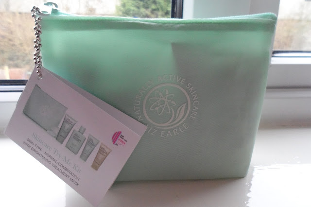 Liz Earle Skincare - Try Me Kit Review