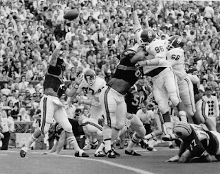 Pat Sullivan 1972 Sugar Bowl Auburn Football