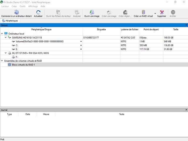 تحميل أفضل برنامج استرجاع الملفات المحذوفة R-Studio 8.5 build 170237