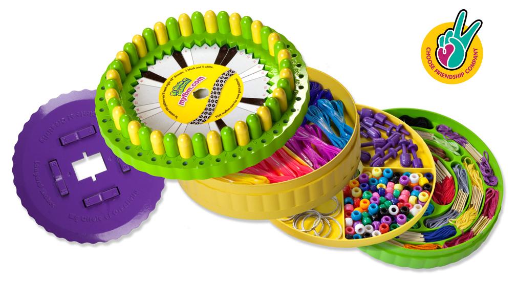 Bracelet maker bracelet making kit instructions