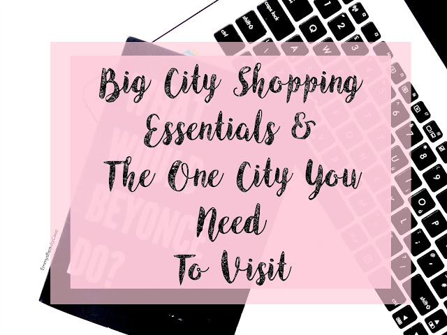Shopping Essentials, Shopping Guide Liverpool One