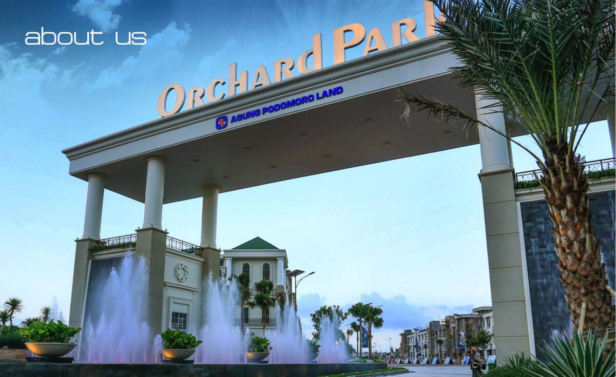 Orchard Park Batam Gate