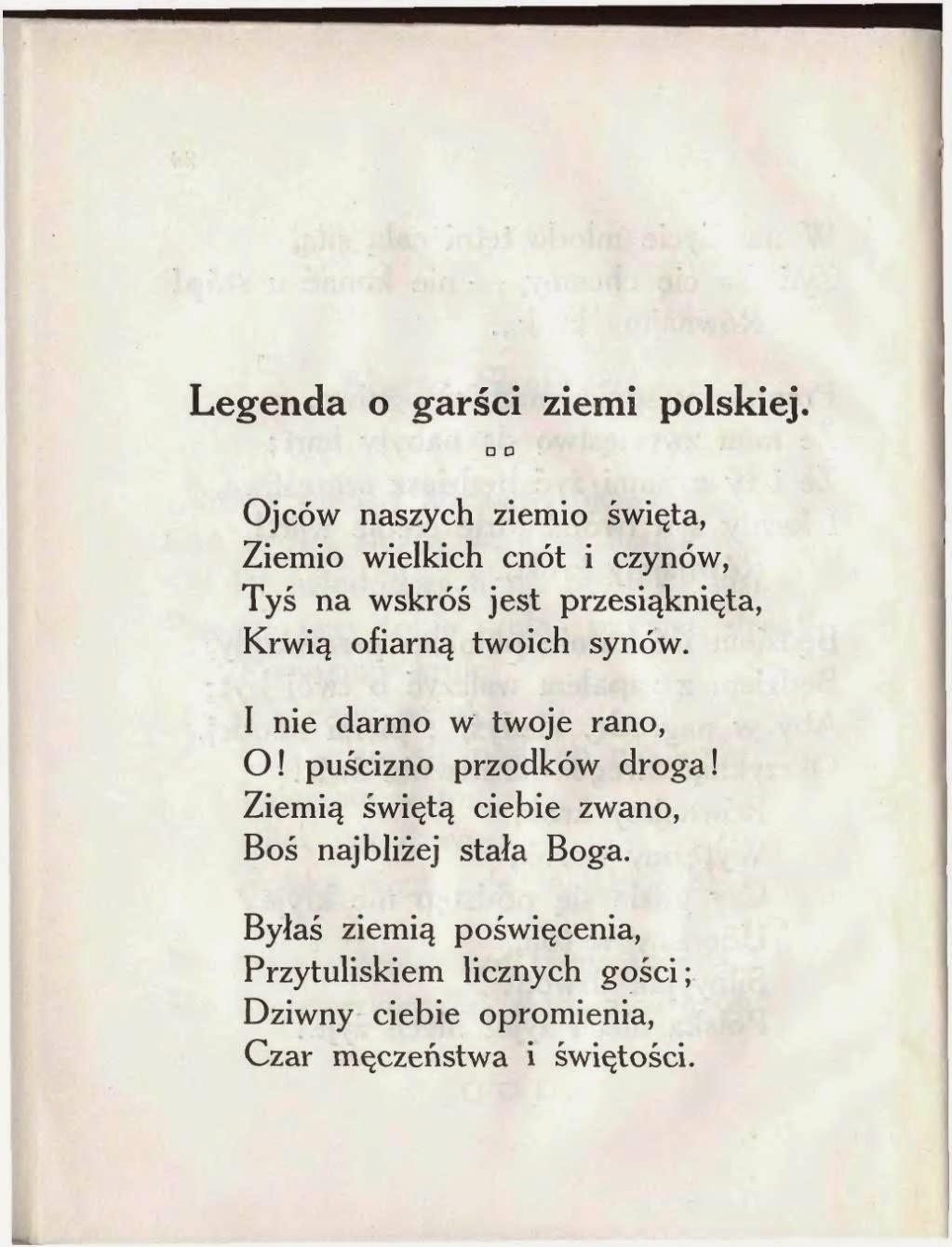 Zatrzymać Czas Kto Ty Jesteś Władysław Bełza