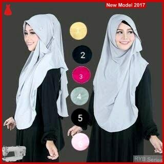 RYB113B Kerudung Jilbab Cantik Hijab Murah Danissa BMG Online Shop