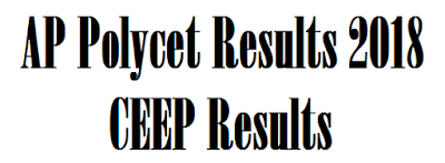 AP Polycet Results 2018-CEEP Results