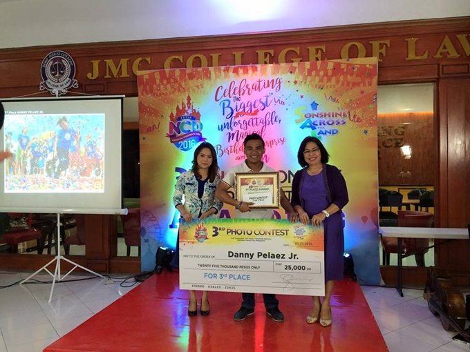 Gensan photographer bags 3rd place in 11th National Children's Day Photo Contest