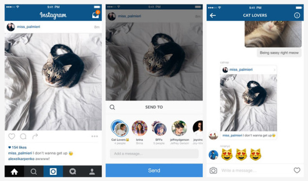 Instagram becomes more interesting after special improvements