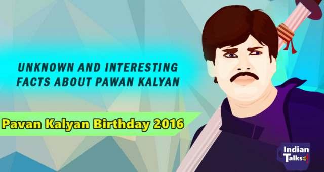 Pawan Kalyan Birthday 2016