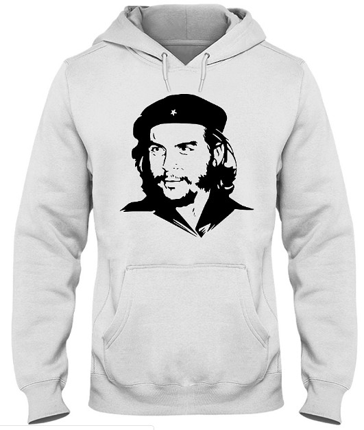 Che Guevara T Shirt Hoodie Sweatshirt. GET IT HERE