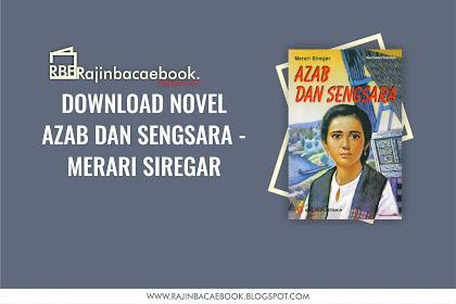 Download Ebook Gratis Merari Siregar - Azab dan Sengsara Pdf