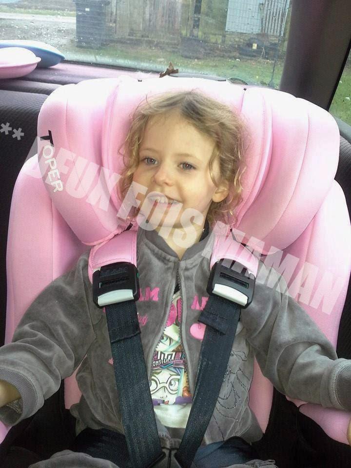 test siège auto Mycarsit