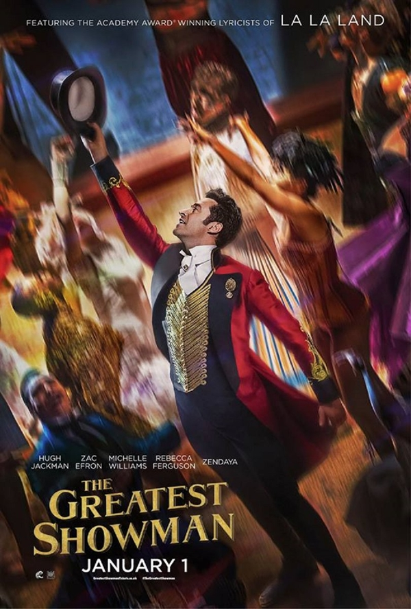 the greatest showman - photo #48