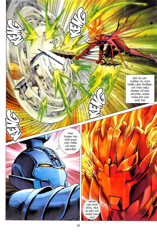 Chiến Phổ chap 19 - Trang 24