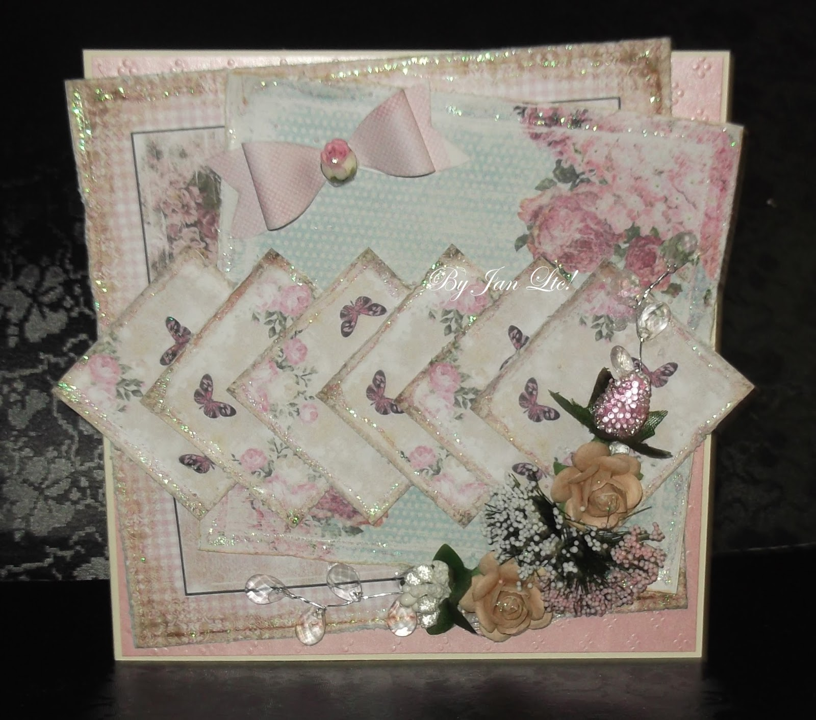Loves to craft: Shabby Chic!