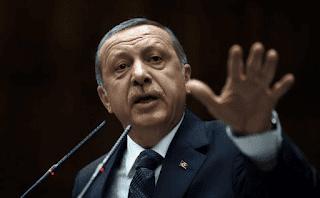 Προσοχή κίνδυνος! Επίθεση φιλίας» από τον Ερντογάν!
