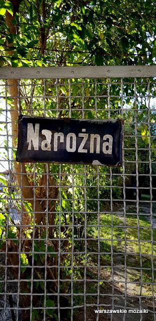 Warszawa Warsaw narożna Włochy Raków ulice Włoch ostaniec architektura