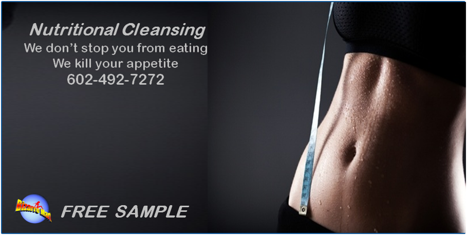 Nutritional Cleans Diet Free Sample