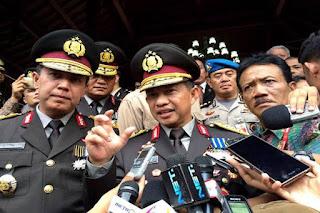 Hati Hati Sebut Bom Bekasi Pengalihan Isu, Kapolri: Itu Bisa Dipidana - Commando