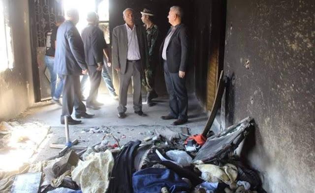 معونة إسعافية للمتضررين من أبناء قرى السويداء التي تعرضت لهجمات ارهابية