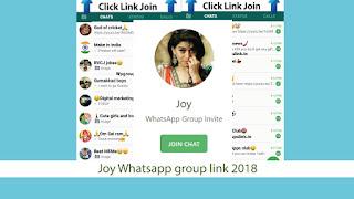 Joy Whatsapp group link