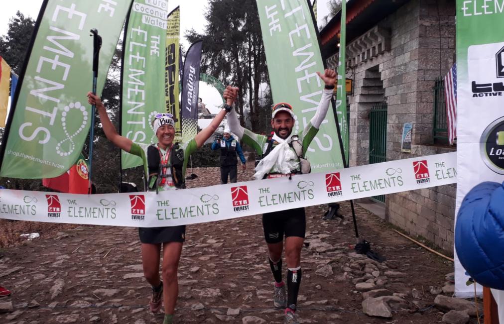 Jordi Gamito vencedor de la Everest Trail Race 2018
