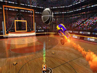 Rocket League NBA Flag Pack PC Game Free Download