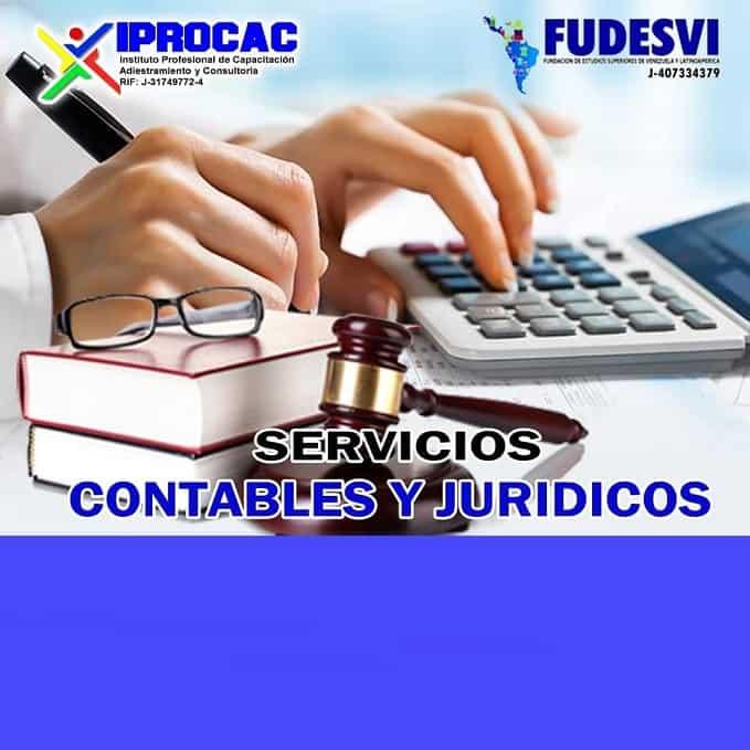 Servicios contables y juridicos