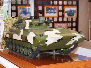 BMP-2/1M Berezhok الجزائرية  P1000487