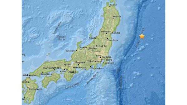 Sismo de 6.2 grados sacude Japón
