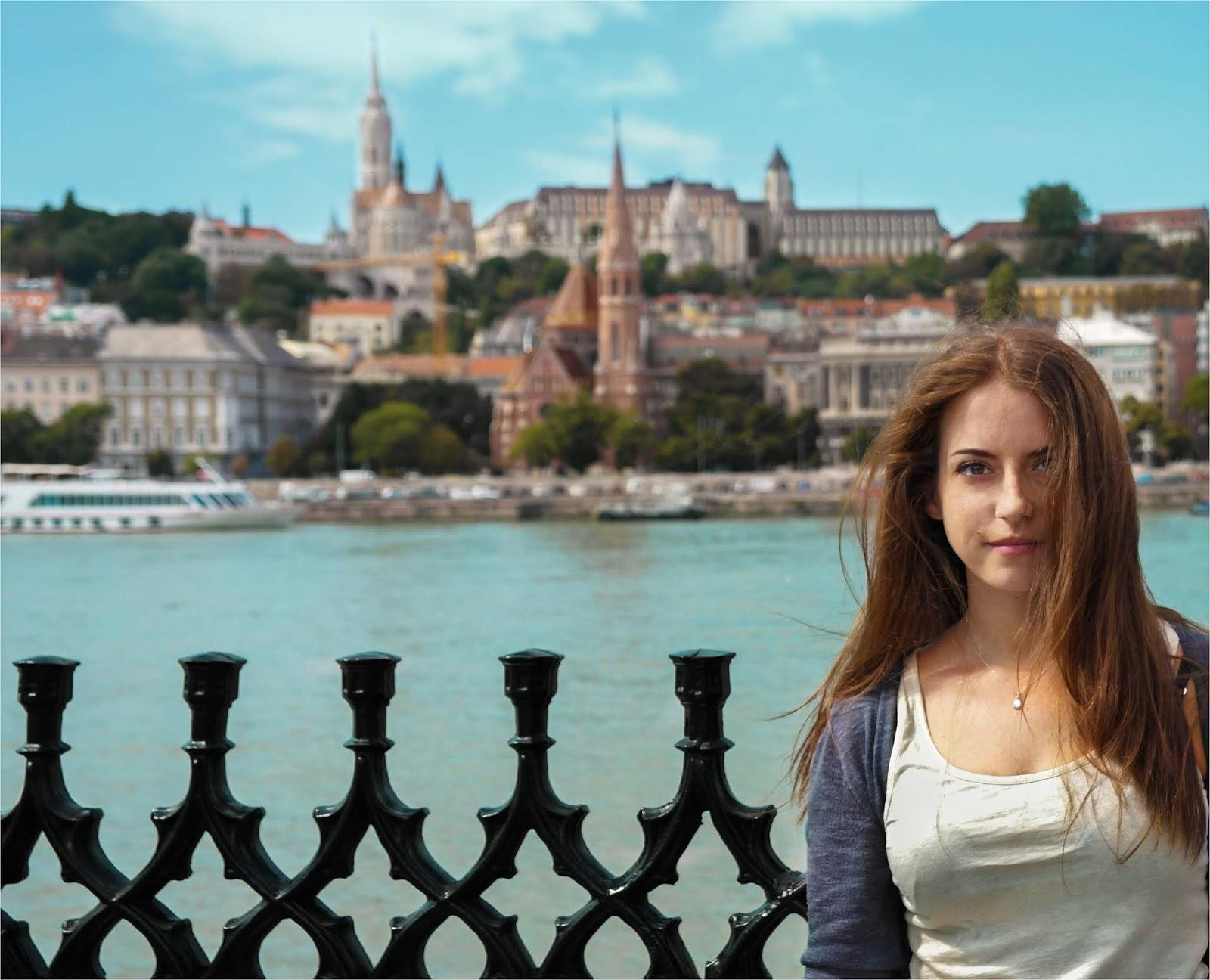 Glinda a Budapest!