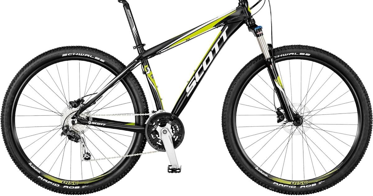 Todo-Bicicletas: Bicicleta Scott Aspect 29 Sport