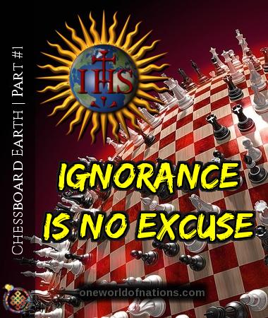 Zionism, Jesuits, NWO, New World Order, Illuminati,