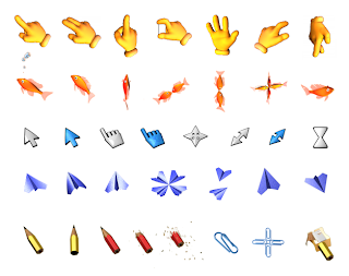 Amazing Best Cursors For Windows XP/Vista/Seven