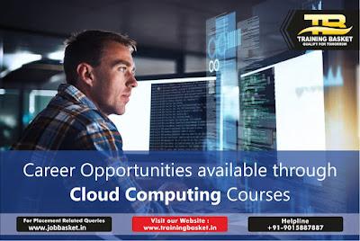 Best cloud computing training in noida