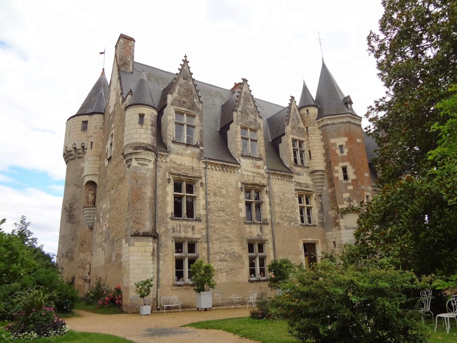 Castillo de Montrésor