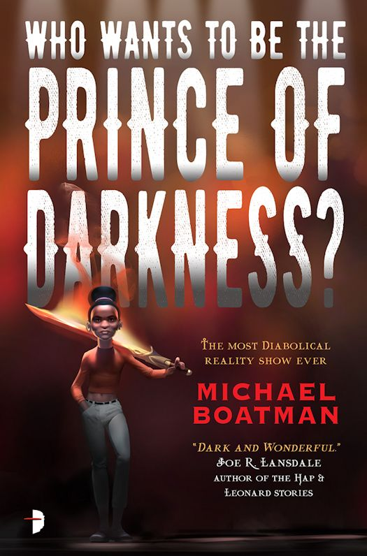 Interview with Michael Boatman