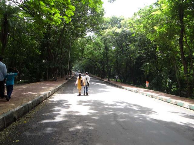 भारत परिक्रमा- दसवां दिन- बोरीवली नेशनल पार्क