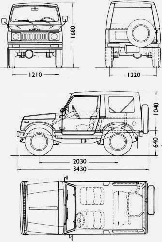 MySuzuki 4x4: How is New Suzuki Jimny compared to SJ410