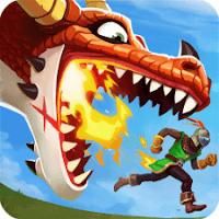 Hungry Dragon Unlimited (Money - Diamond) MOD APK