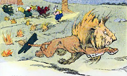More Brer Rabbit: How Mr. Lion Lost His Wool