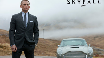 James Bond 007 Movie skyfall Cars Image Collection